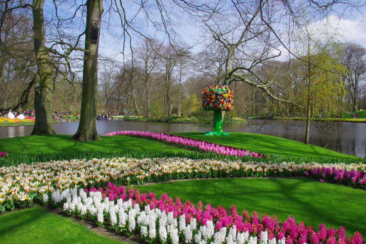 Kiedy można odwiedzać ogród Keukenhof?